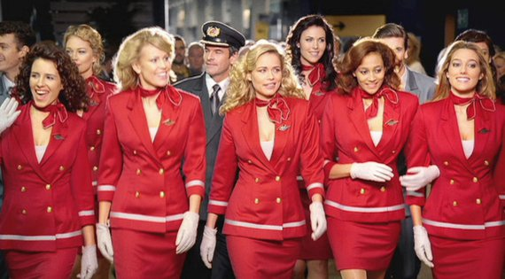 Virgin Atlantic Love at First Flight